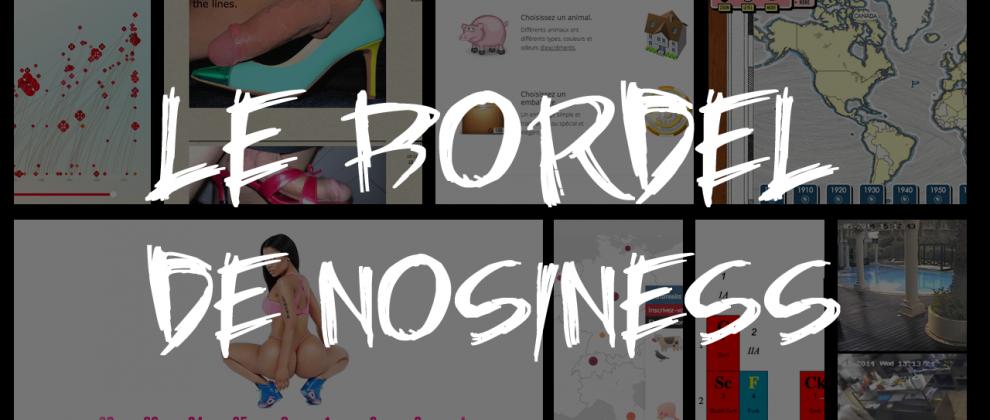 LE BORDEL DE NOSINESS LOGO