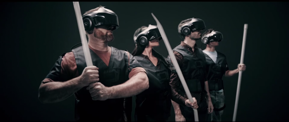 THE VOID 4D OCULUS GAME
